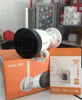 loại camera IP Wifi không dây Dahua giá rẻ chất lượng tốt để mua lắp camera quan sát ngoài trời kho hàng chất lượng giá rẻ