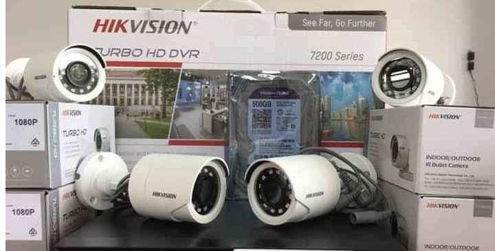Lắp đặt camera quan sát tại quận Gò Vấp. Lợi thế có kinh nghiệm lâu năm trong ngành, chúng tôi có thể đem đến cho quý khách những lợi ích tốt nhất. sử dụng camera quan sát chính hãng hình ảnh HD